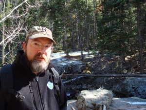 Hiking around the Rocky Mountains in October 2008