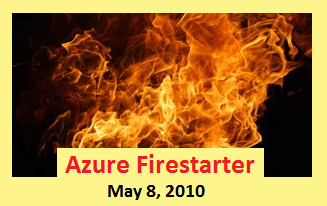 Flaming Firestarter Logo