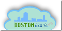 Boston Azure User Group logo
